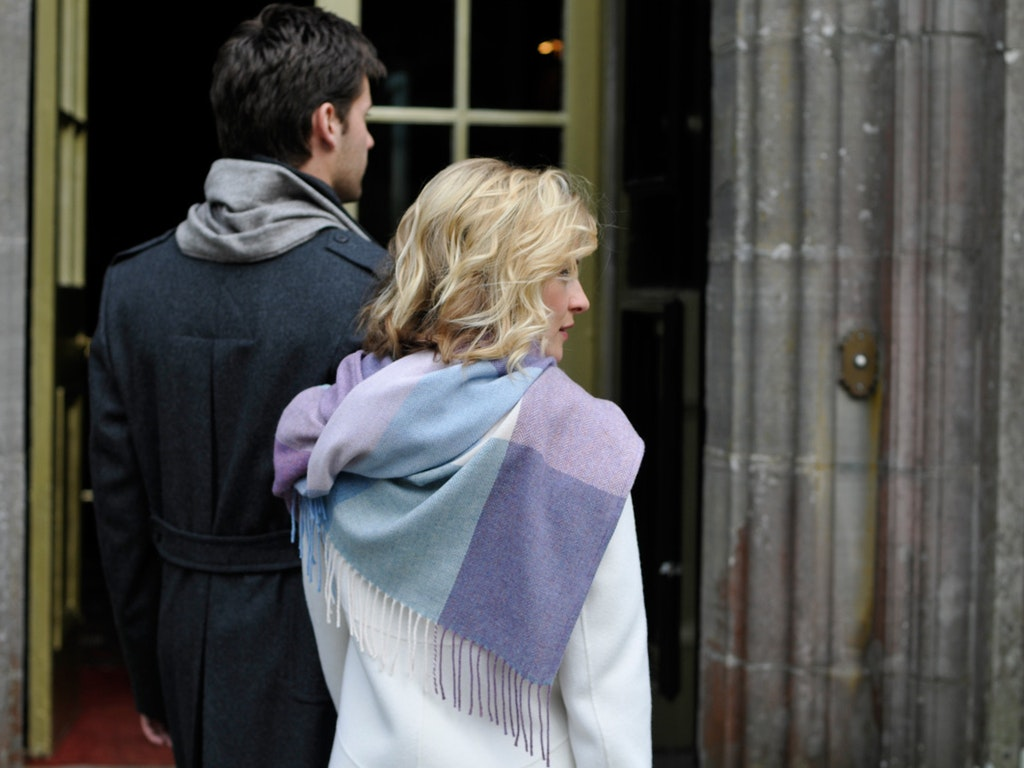 Breanish Tweed Scarves and Shawls