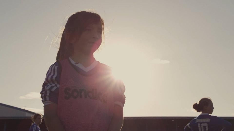 RICHARD PRENDERGAST - ACF - Farsley Girls FC