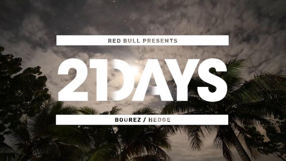 Red Bull 21 Days