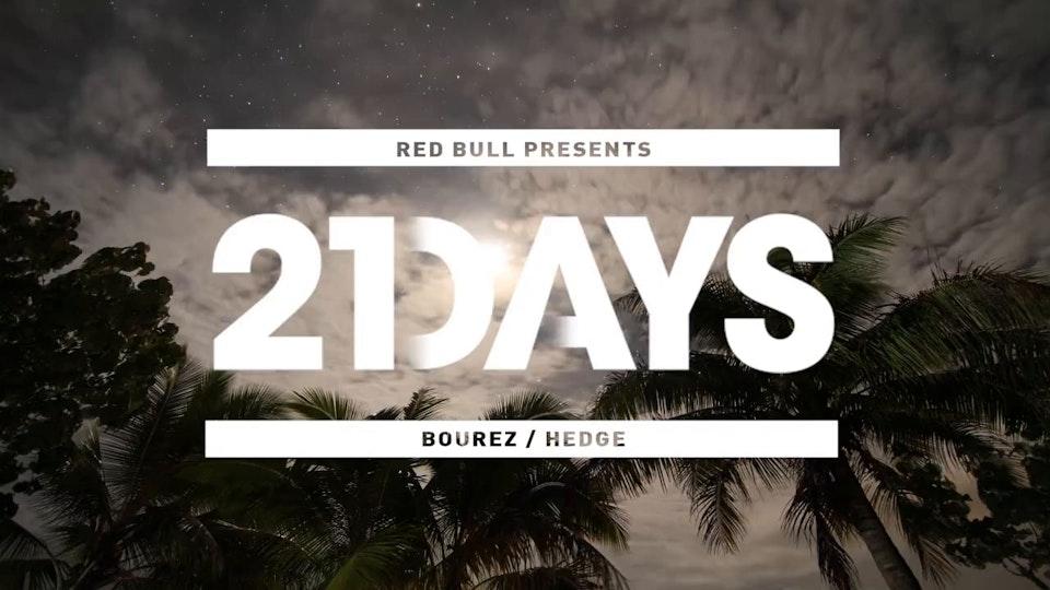 RICHARD PRENDERGAST - Red Bull 21 Days