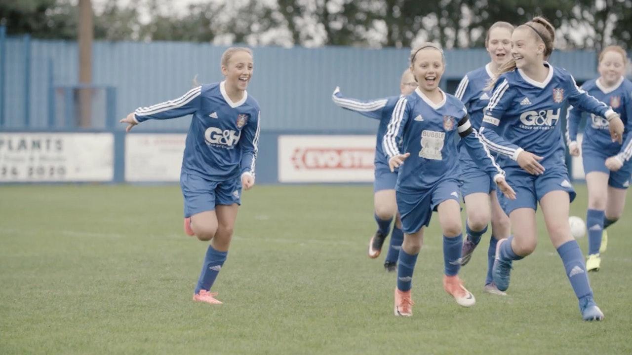 ACF - Farsley Girls FC -