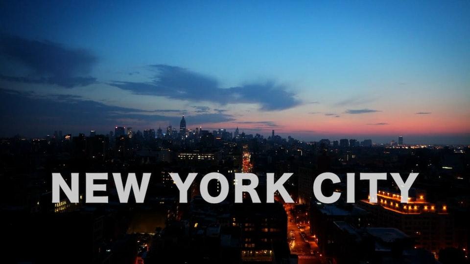 RICHARD PRENDERGAST - BT Sport XV New York