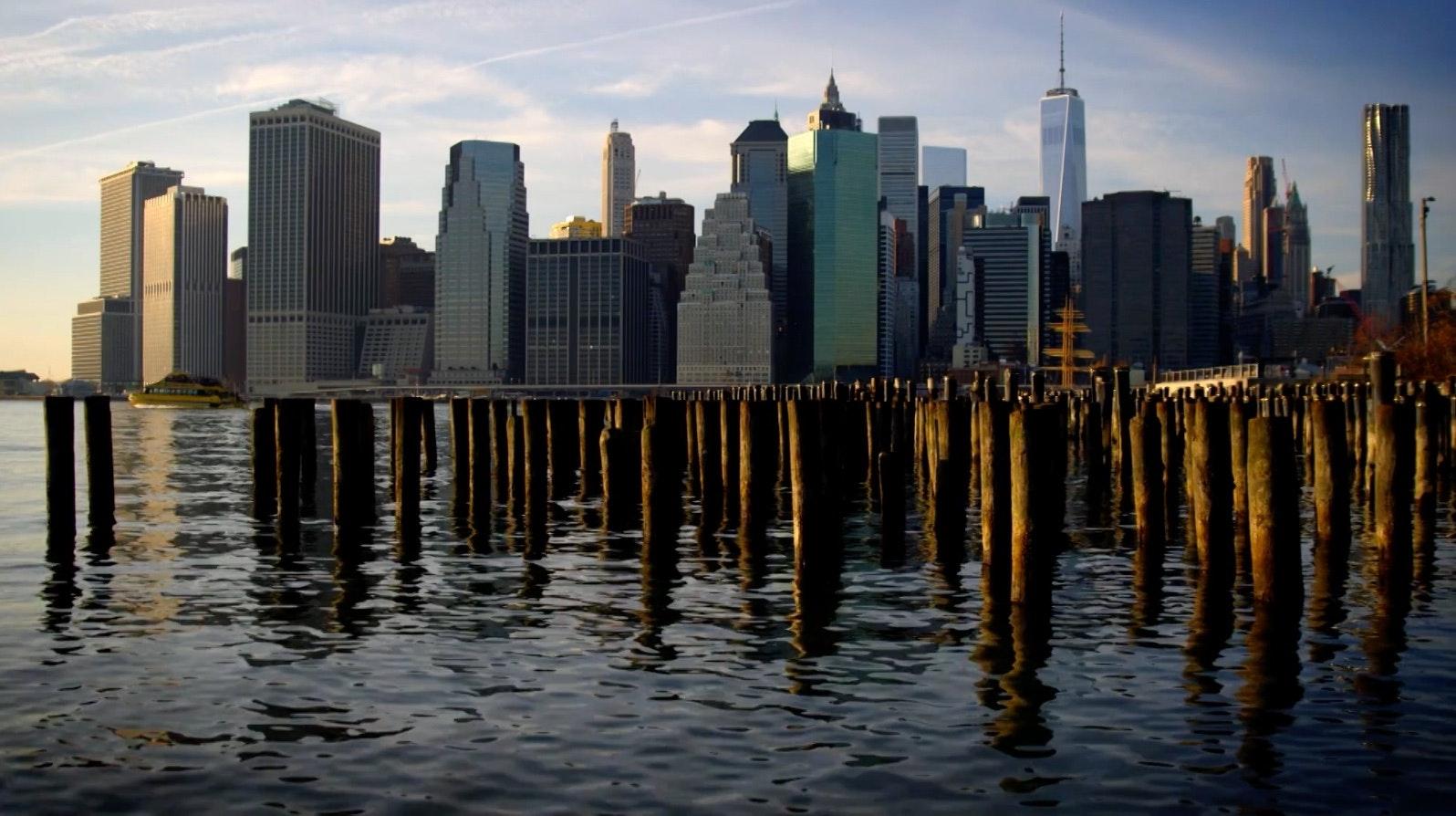 RICHARD PRENDERGAST - New York XV