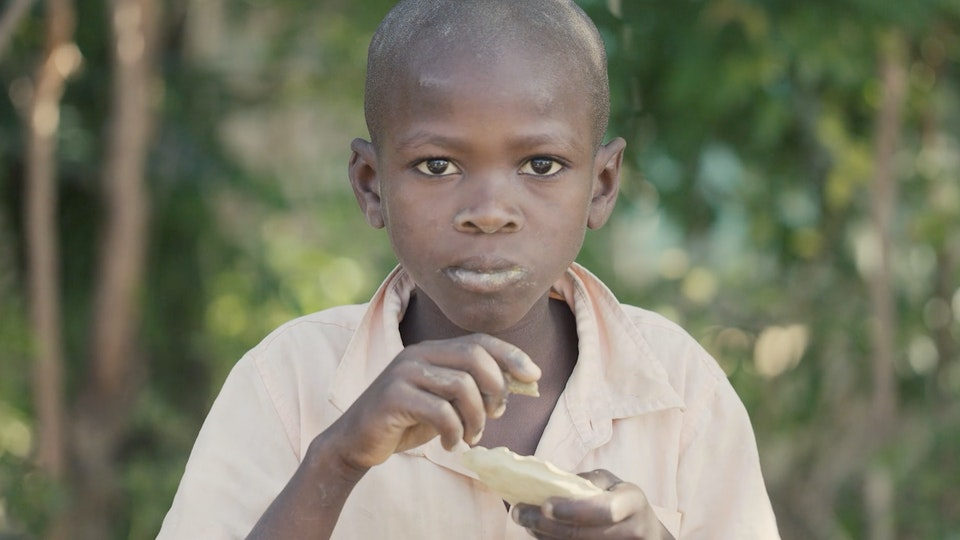 Unilever Mud Cookies - A young boy who takes pride in delivering cookies across Haiti, to earn $5.