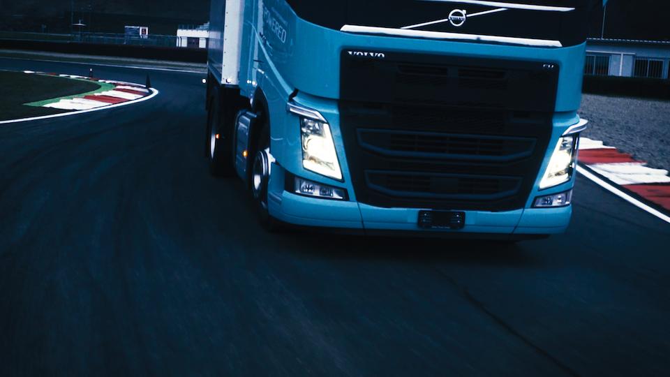 Volvo Trucks - LNG ep.04