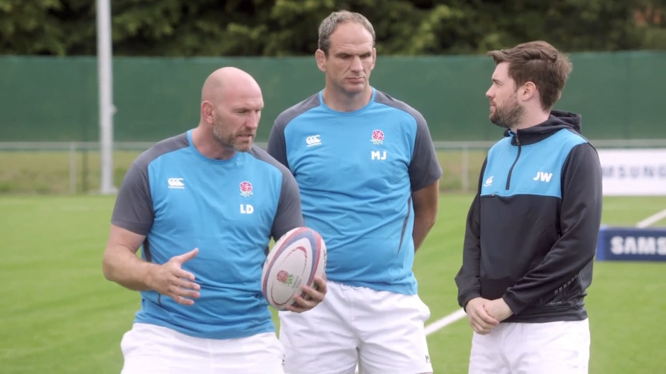 SAMSUNG - School of Rugby: Timing