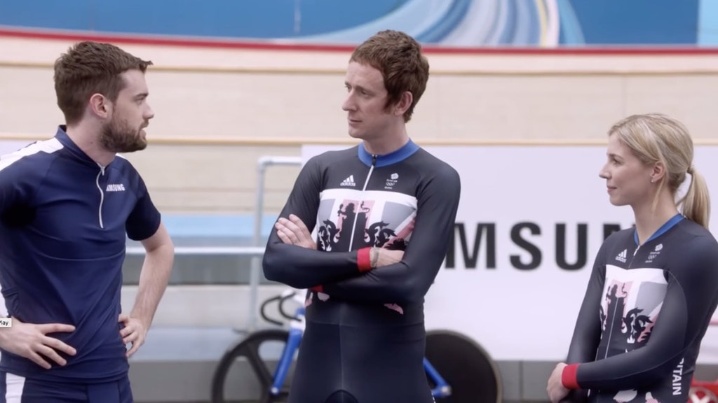 SAMSUNG - School of Rio, Sir Bradley Wiggins & Becky James