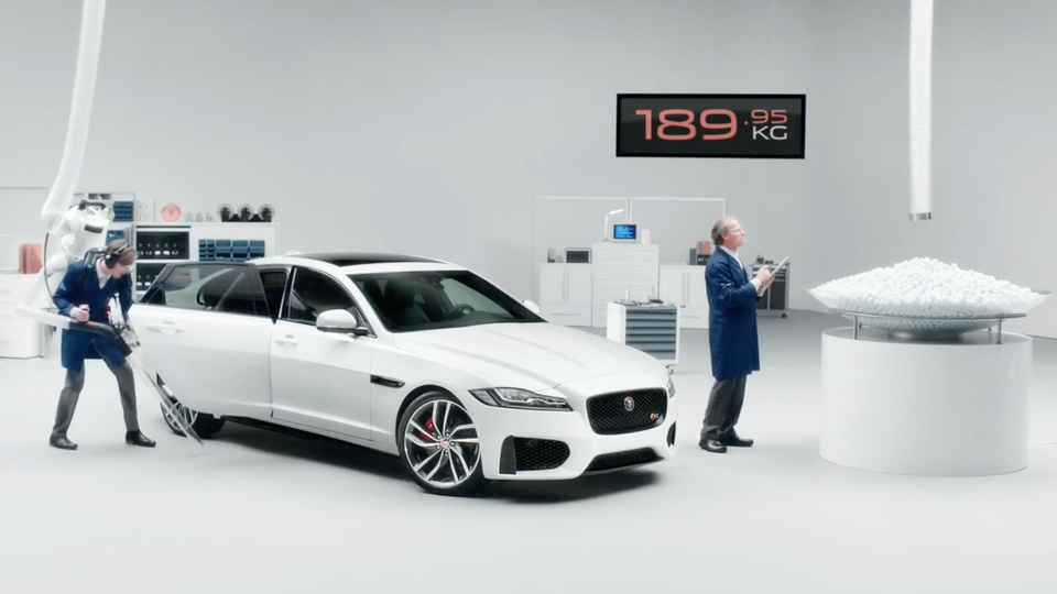 JAGUAR XF- Golf Balls