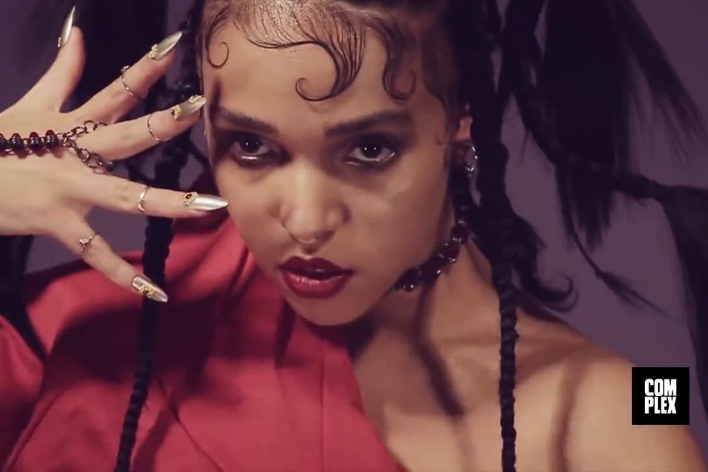 FKA twigs Complex Magazine Cover - Behind the Scenes Video