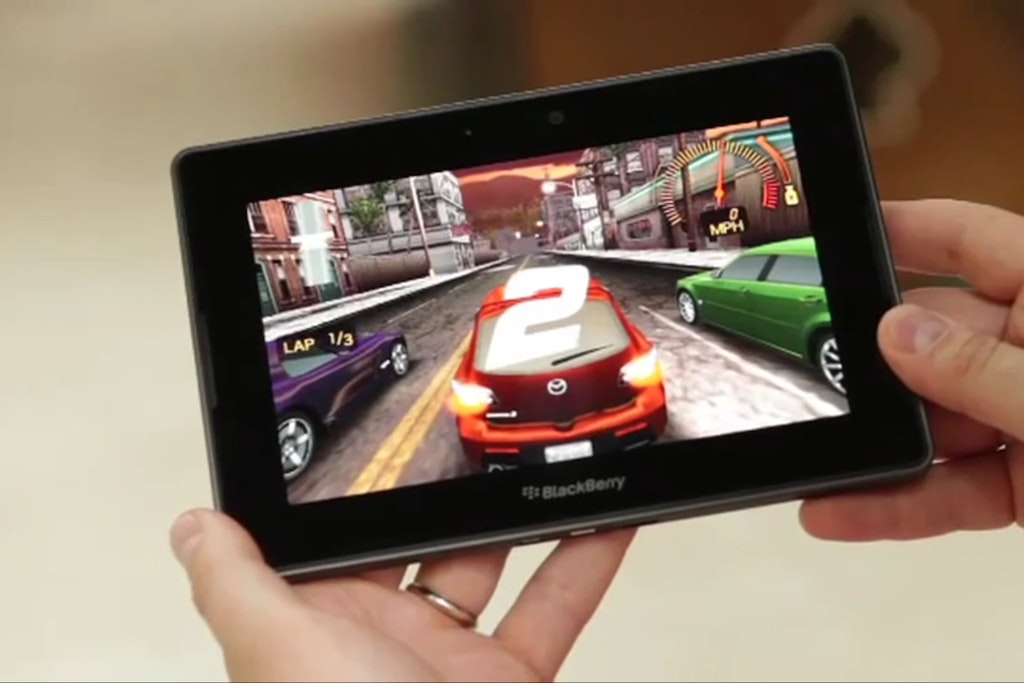 Blackberry Playbook | Internet in a Flash