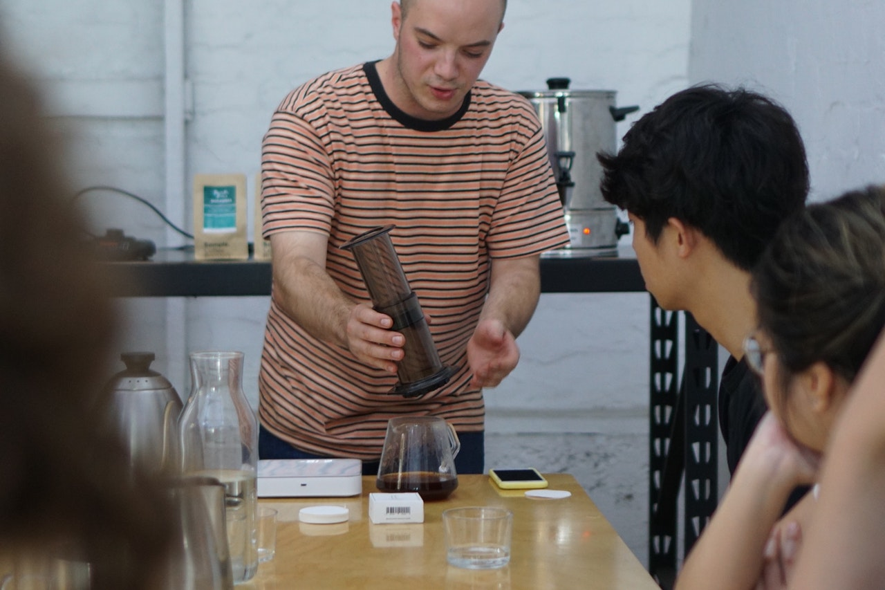 Aeropress Education
