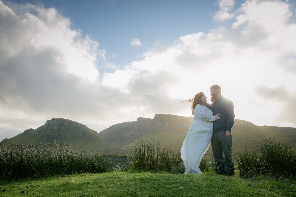 Wedding Photographer Isle of Skye -