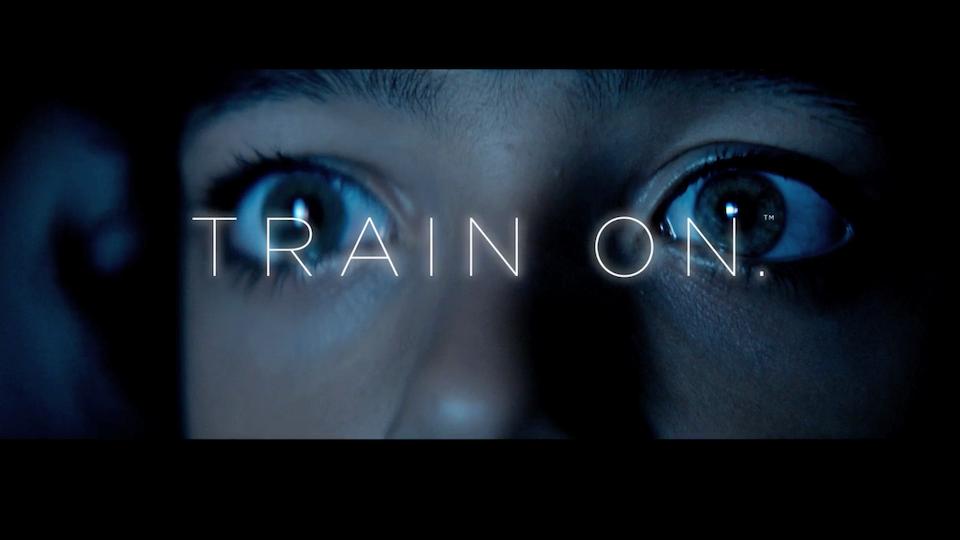 """Pokemon, """"Train On""""                                 Paul Guesebroek - Iconoclast"""