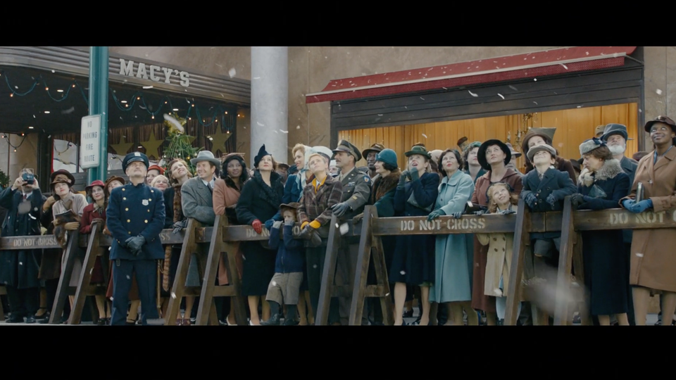 "Macy's ""Old Friend"" - Noam Murro -Biscuit Filmworks"