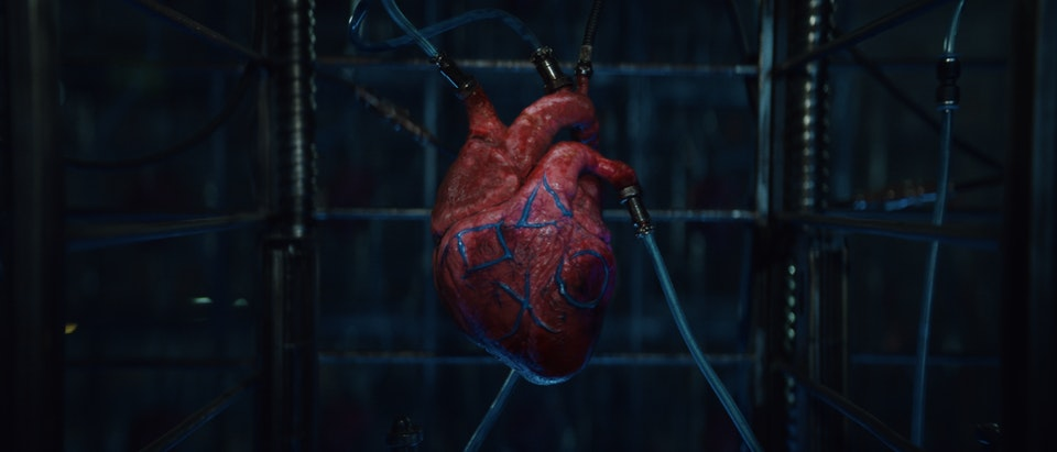"PlayStation - ""Battery Heart's"" - Romain Gavras -Iconoclast"