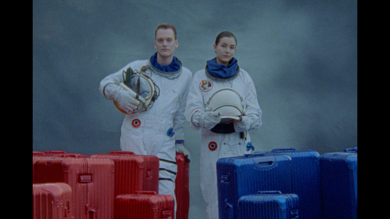 "Rimowa ""Spacewalkers"" -"