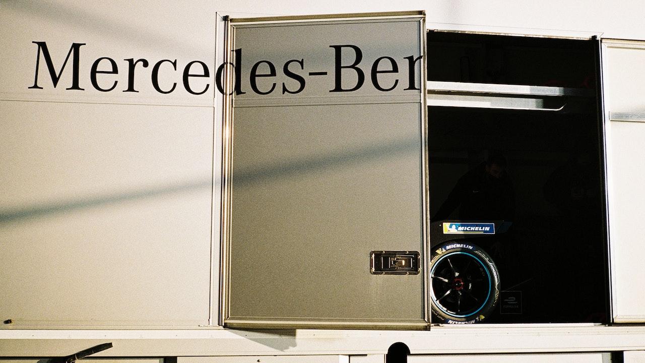 """Mercedes EQ """" We Drive The City (Directors Cut)"""" -"""
