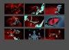 The Strain Season 3 - Preliminary boards for FX Networks The Strain Season 3 Animated Teaser.