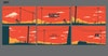 Baskets - Concept for Baskets Season 3, teaser graphics. Flowing through a Bakersfield landscape.
