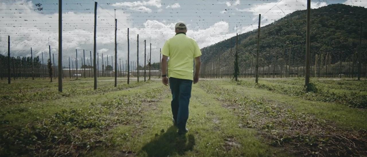 James Squire | Behind Brewery Doors