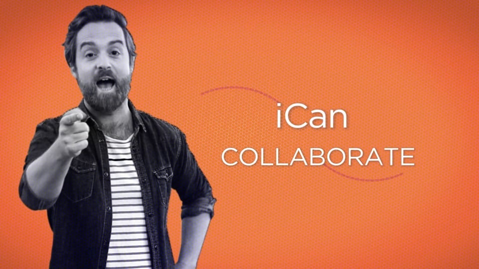 I can collaborate