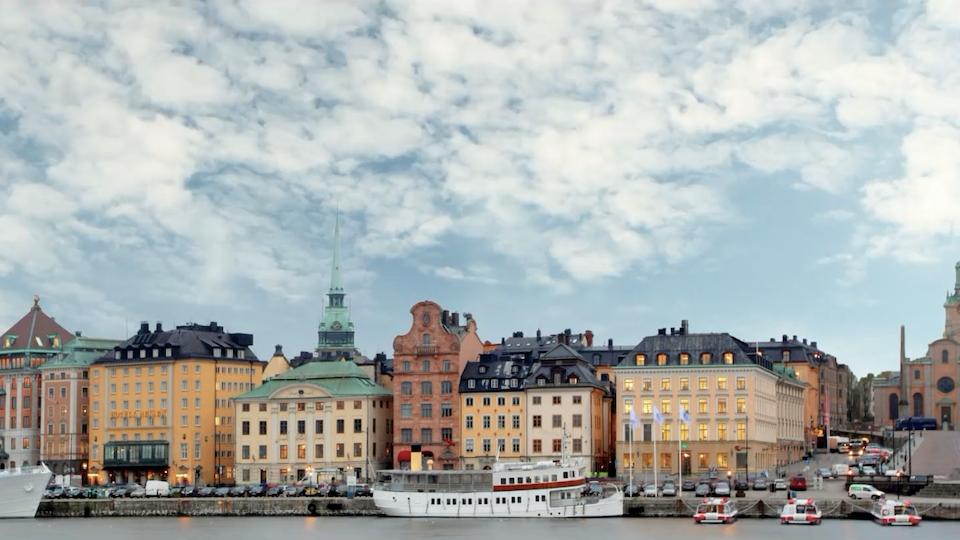 Bienvenue en Suède !
