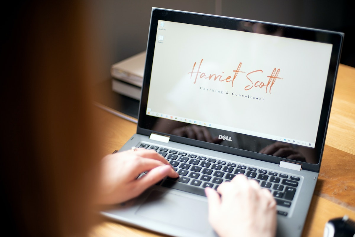 Personal Branding Photography with Harriet Scott