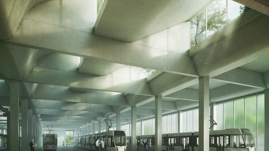 Tramway Terminal