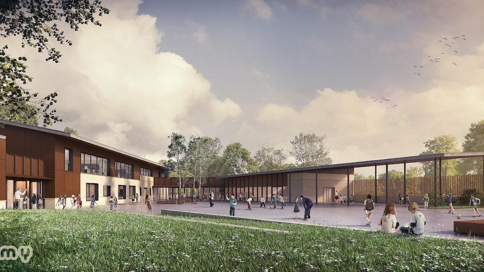École Élémentaire/Elementary School