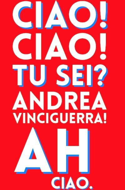 Andrea Vinciguerra - Director