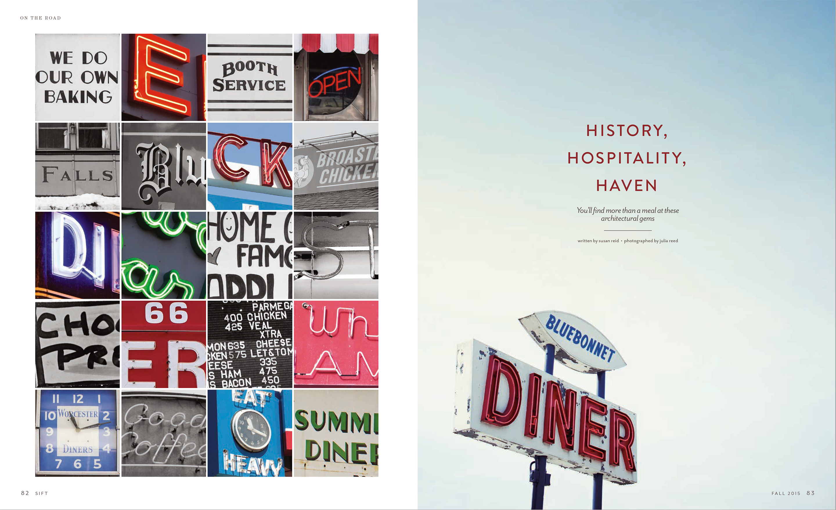History, Hospitality, Haven // Sift Magazine + Winner of the