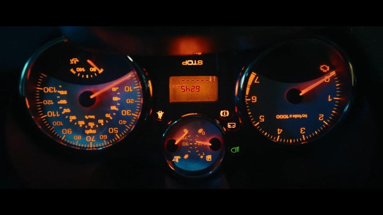 Speeding - A Little Bit