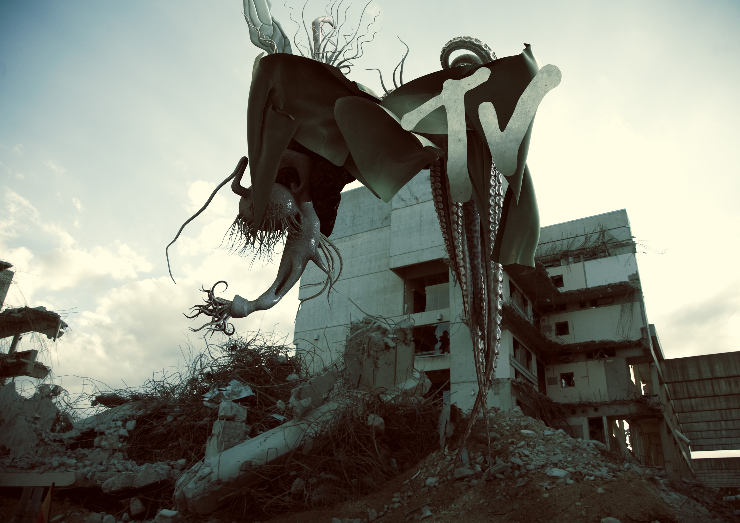 The Work of Director Ash Bolland - mtv_D_ORG_BUILDINGS_A3
