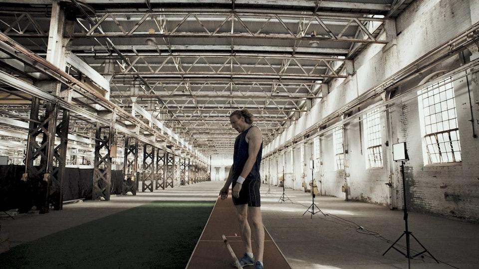 The Work of Director Ash Bolland - 'LONDON OLYMPICS' FOXTEL