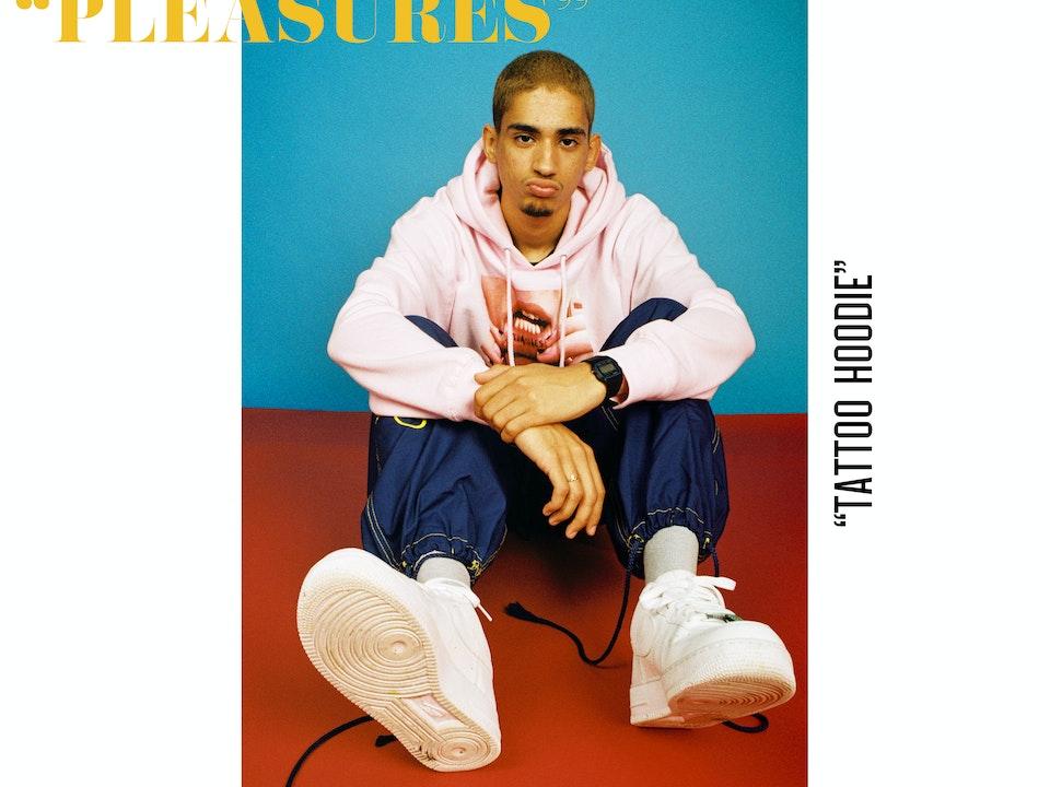 Pleasures x Extra Butter Look Book, 2018