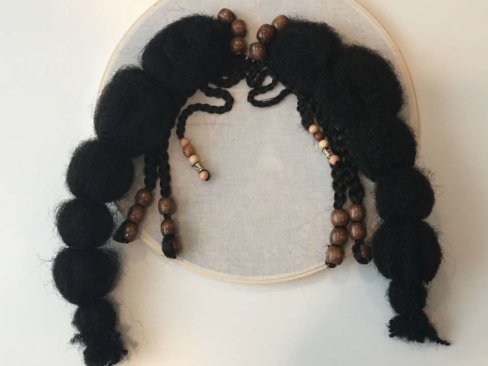 Hair Installation, 2019
