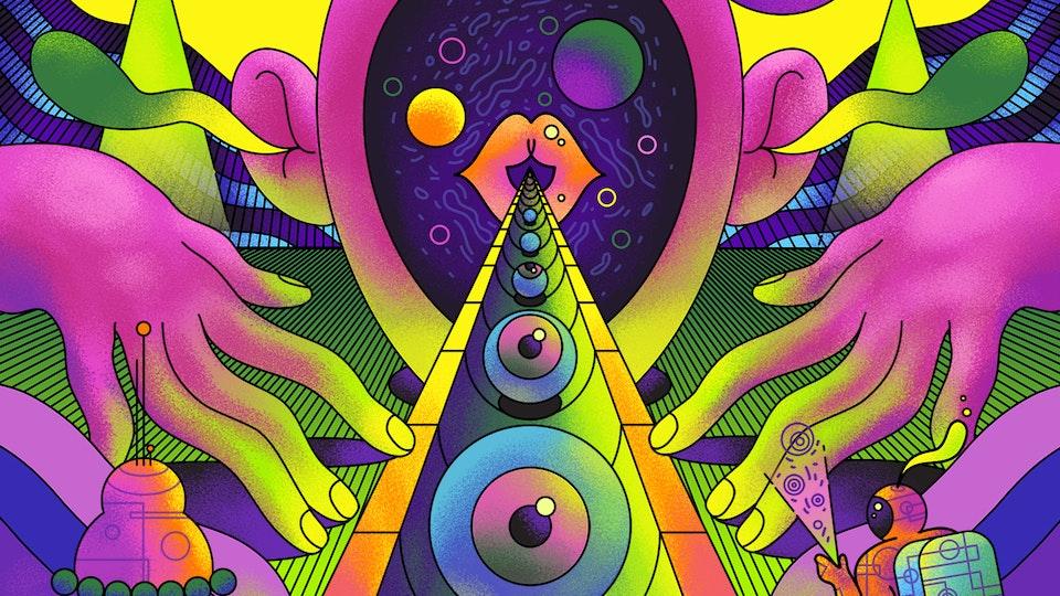 Space Oddity - Affinity
