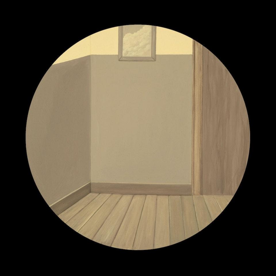 sequences _Quattro storie di fantasmi - amore e amato - 2010 - acrilico su tela cm. 50x50