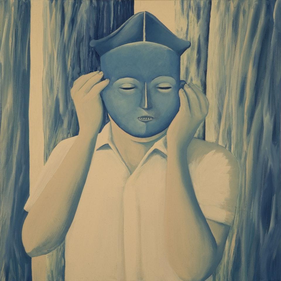 Memoirs of an agronomist - Saving General Sherman - acrylic on canvas - cm. 50x50 - 2010