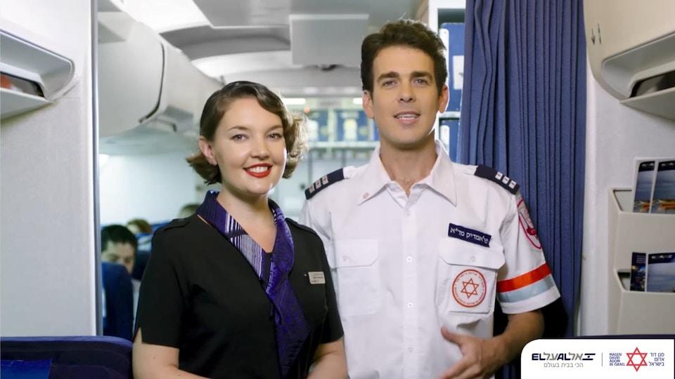 Flying Healthy | MADA & ELAL