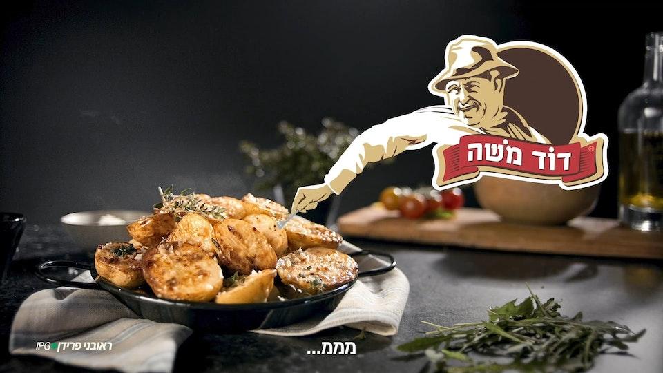 DOD Moshe Potatoes