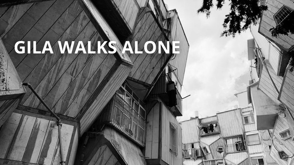 GILA WALKS ALONE | In Development