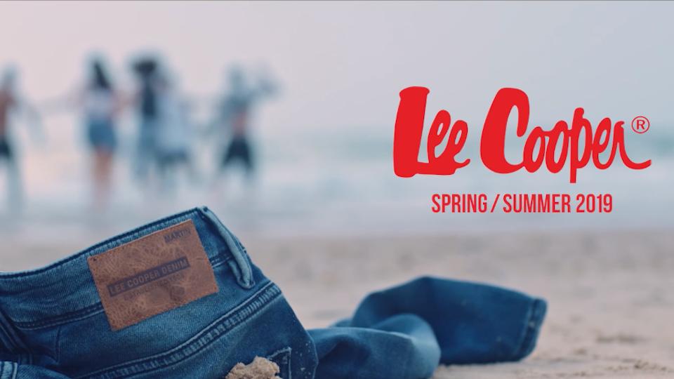 Lee Cooper - Summer 2019