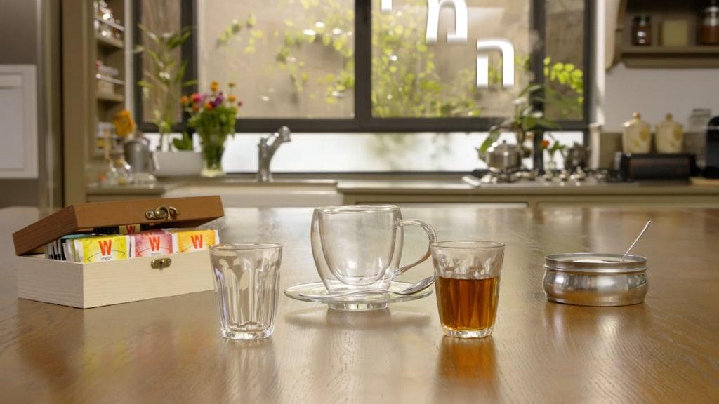 Wissotzky Tea Capsules