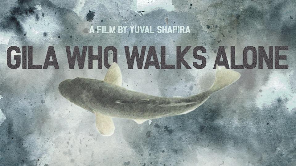 GILA WHO WALKS ALONE   Short Film