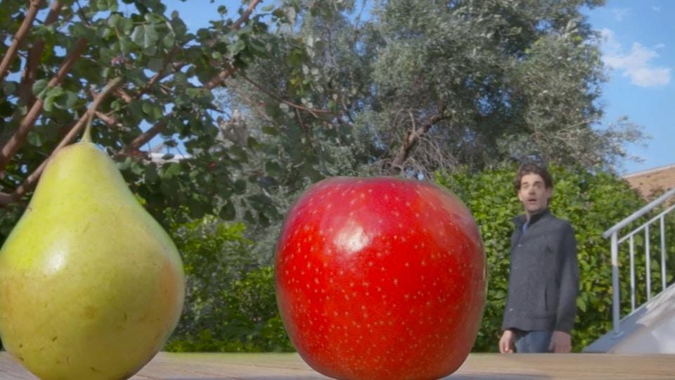 Yoplait Happy Fruits
