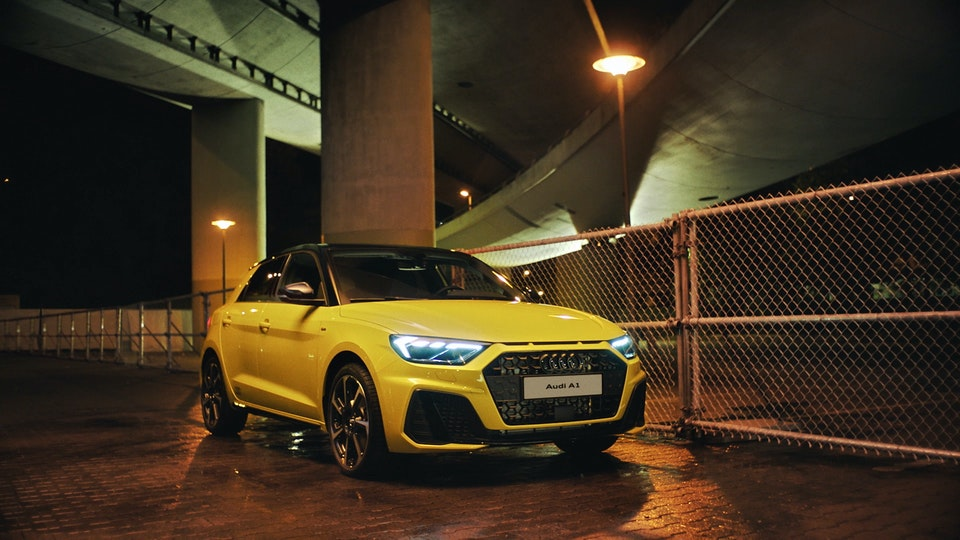 Audi A1 - EPIC MODE ON