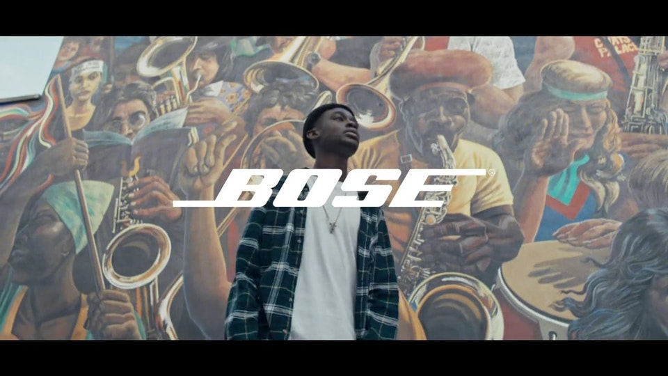 BOSE - Music Is My Source