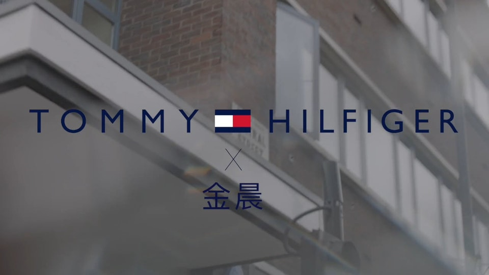 TOMMY HILFEGER x JINCHEN YOUKU 优酷