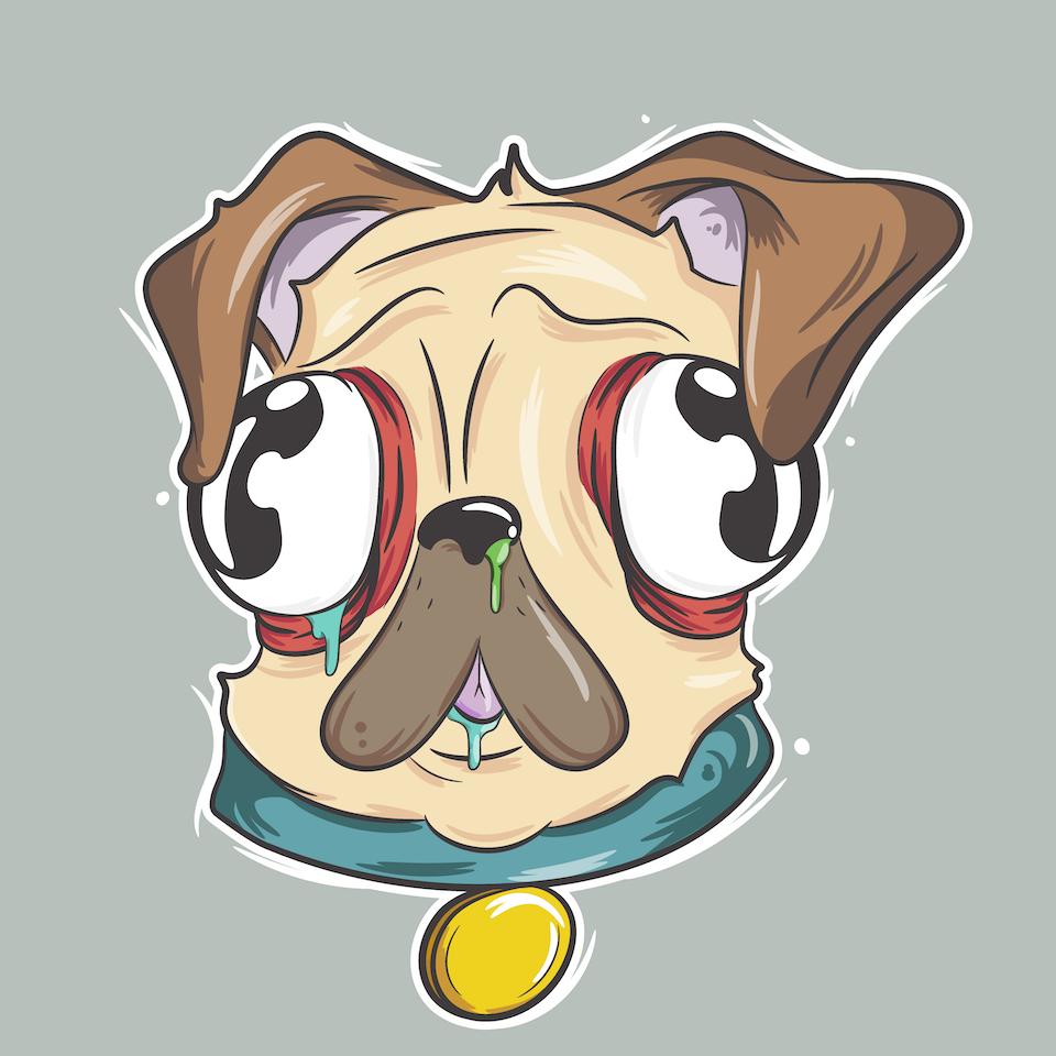 Gross pug-01 -